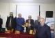 رئاسة الاكاديمية تكرم خريجها الدكتور محمد صبحي كحيل بحصولة على درجة الدكتوراه من أم درمان الإسلامية.